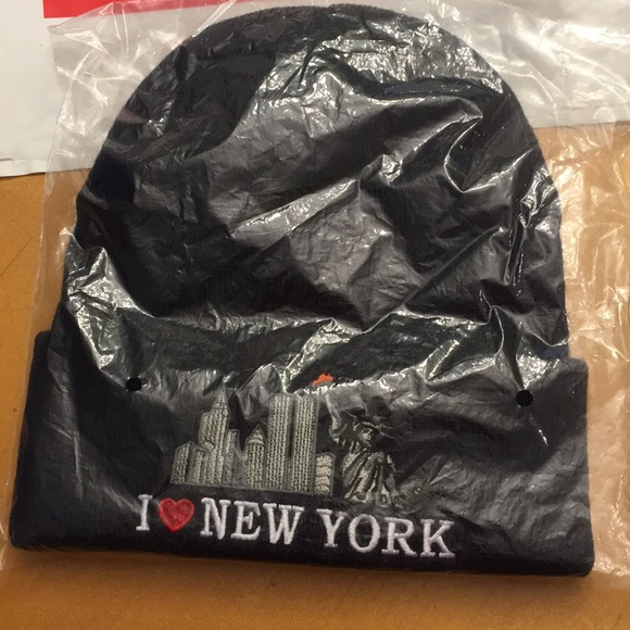 6c30436efa6 Supreme I Love New York Beanie